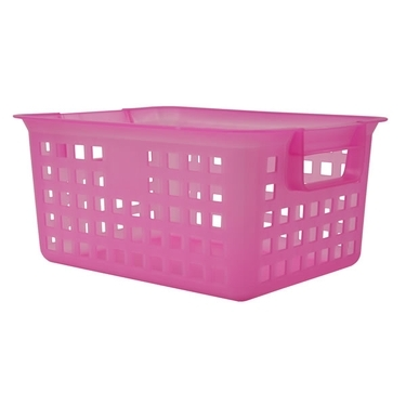 Medium Mesh Basket in Ravish by Iris