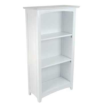 White Avalon Wood Bookshelf by KidKraft