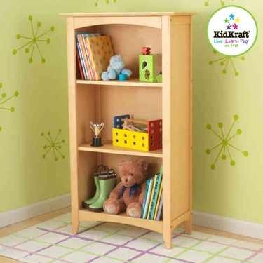 Natural Avalon Wood Bookshelf by KidKraft
