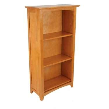 Honey Avalon Wood Bookshelf by KidKraft