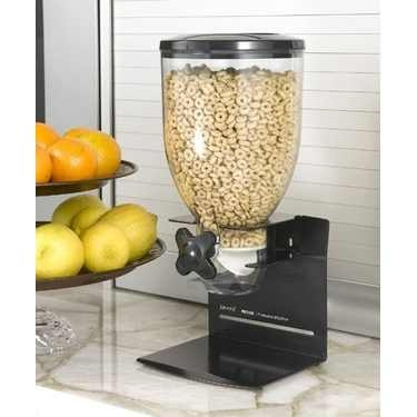 Black Professional Indispensable Dispenser by Zevro