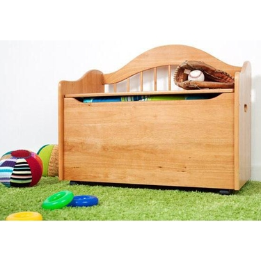Natural Limited Edition Toy Box by KidKraft