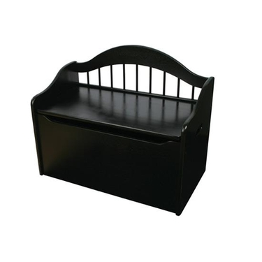 Black Limited Edition Toy Box by KidKraft
