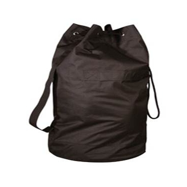 Expressive Storage/Black Laundry Bag by Richards