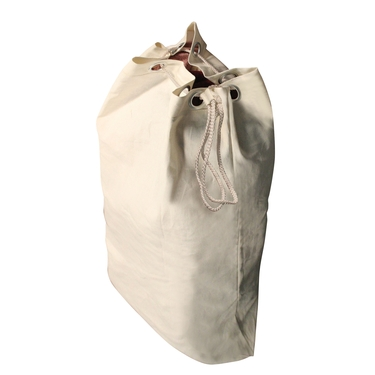 Canvas Laundry Bag w/ Eyelets by Richards