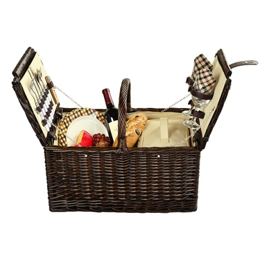 Surrey Picnic Basket for Two by Picnic at Ascot