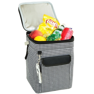 Multi Purpose Cooler- Houndstooth Collection by Picnic at Ascot