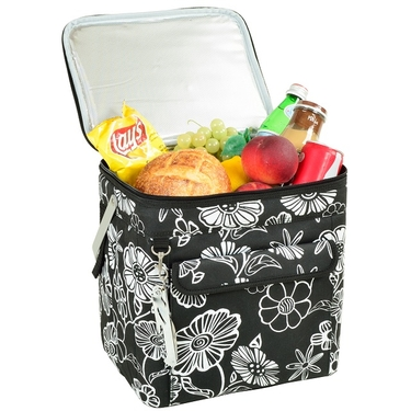 Wide Multi Purpose Cooler- Night Bloom Collection by Picnic at Ascot