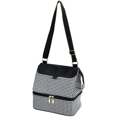Lunch Cooler & Container- Houndstooth Collection by Picnic at Ascot