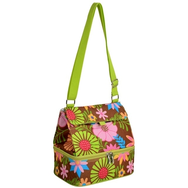 Lunch Cooler & Container- Floral Collection by Picnic at Ascot