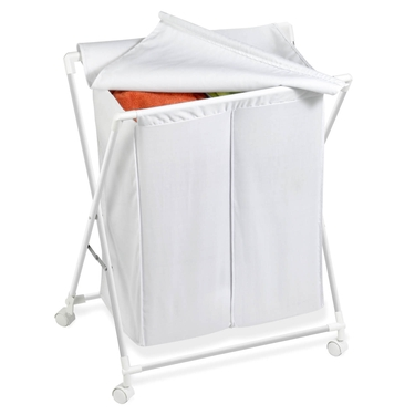 Double Folding Hamper by Honey-Can-Do