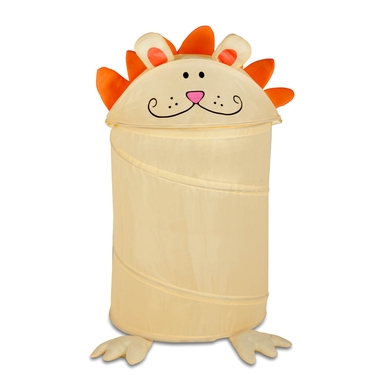 Kid's Medium Pop Up Lion Laundry Hamper by Honey-Can-Do