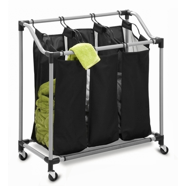Elite Triple Laundry Sorter by Honey-Can-Do