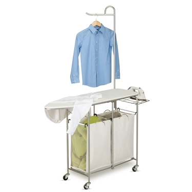 Foldable Ironing Laundry Center & Valet by Honey-Can-Do