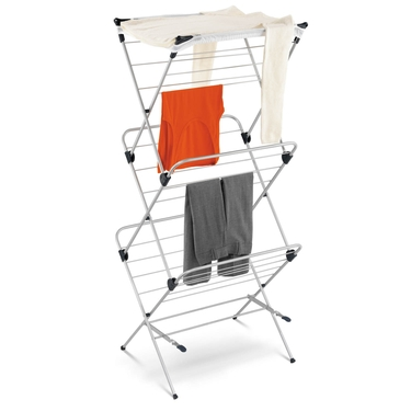 3-Tier Mesh Top Drying Rack by Honey-Can-Do