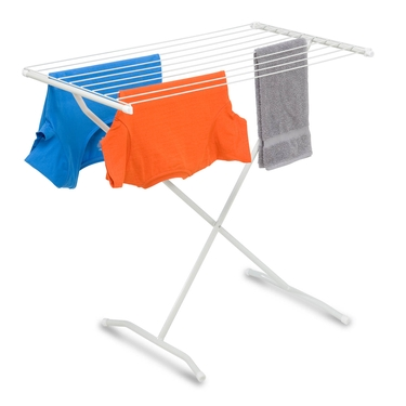 X-Frame Folding Metal Drying Rack by Honey-Can-Do