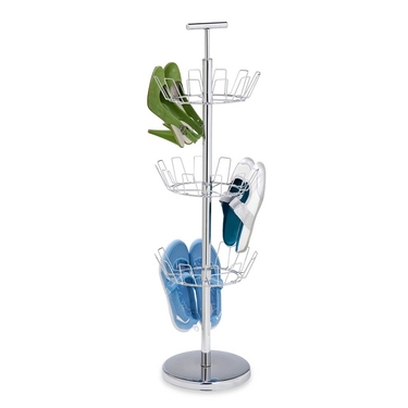 3 Tier Chrome Shoe Tree by Honey-Can-Do