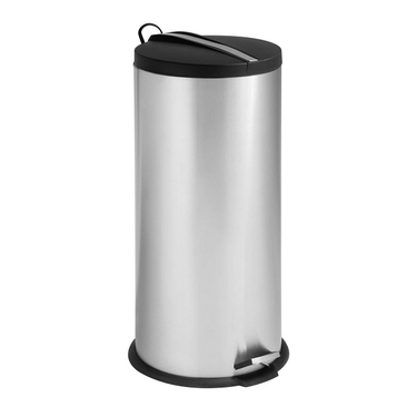 30L Round Step Can w/ Bucket by Honey-Can-Do