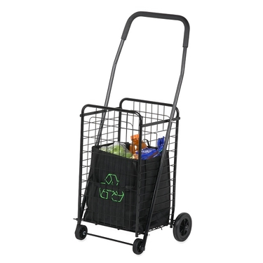 Rolling 4 Wheel Utility Cart by Honey-Can-Do