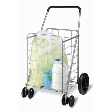 Dual Wheel Utility Cart by Honey-Can-Do
