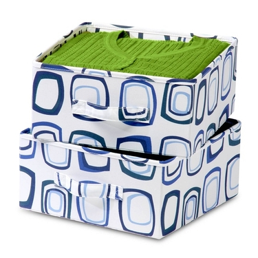 Drawer for Blue/White Hanging Organizer by Honey-Can-Do