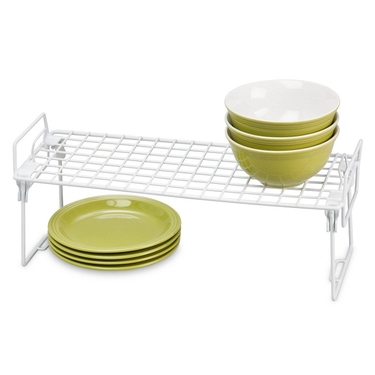 18 x 7'' Kitchen Organizer Rack- Set of Two by Honey-Can-Do