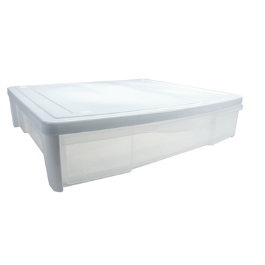 Wide Underbed Stacking Drawer by Iris