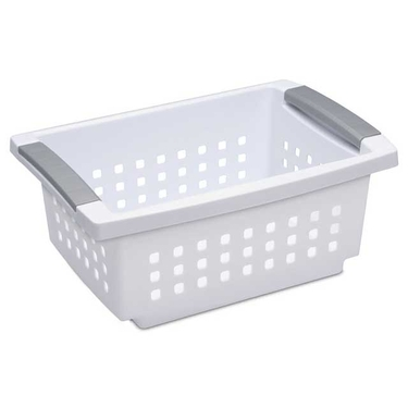 Sterilite Stacking Basket, Small