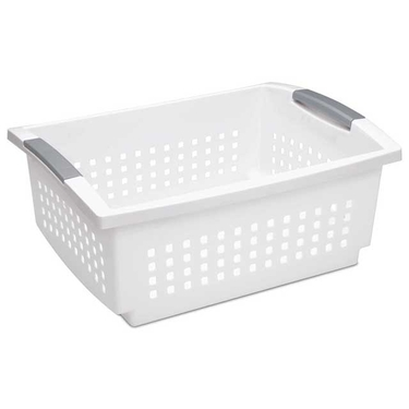Sterilite Stacking Basket, Large
