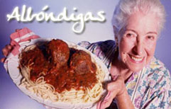 Spanish Lesson - More Meatballs