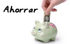 Spanish Lesson - Saving money