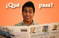 Spanish Lesson - Read USNews.com?  We do now!