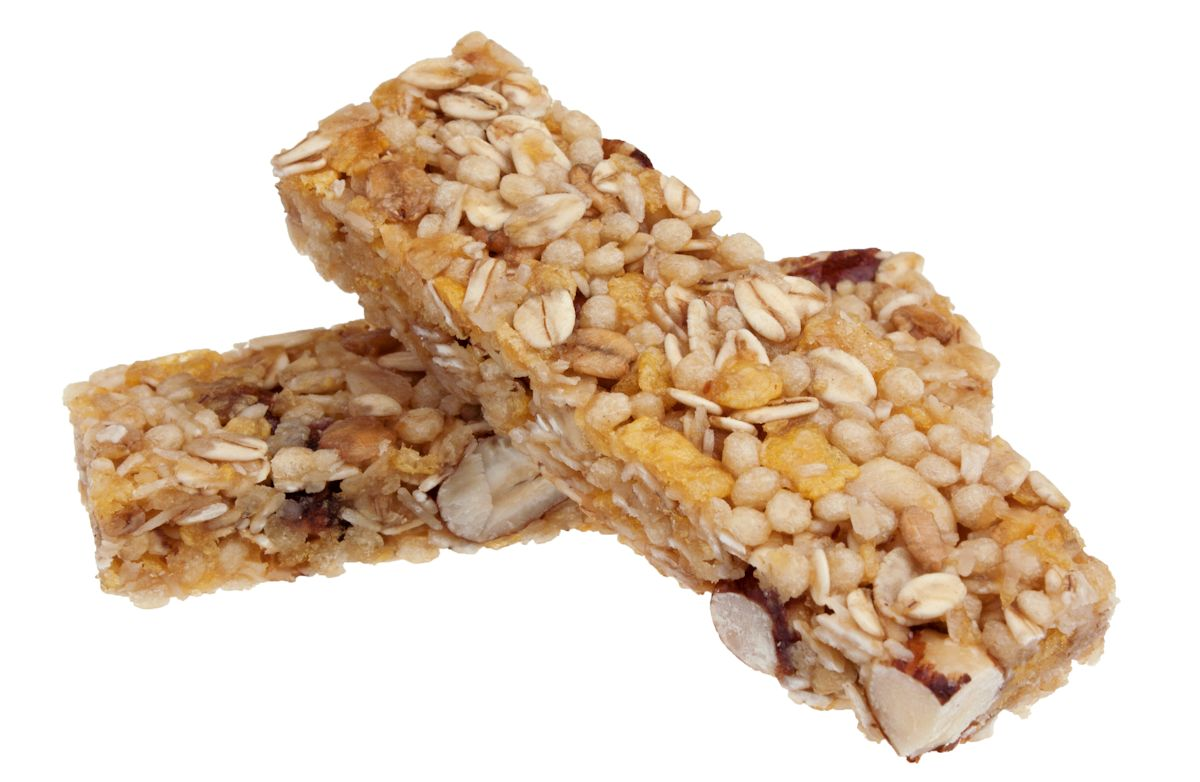 Homemade Granola Energy Bars Recipe