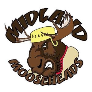 MIDLAND MOOSEHEADS