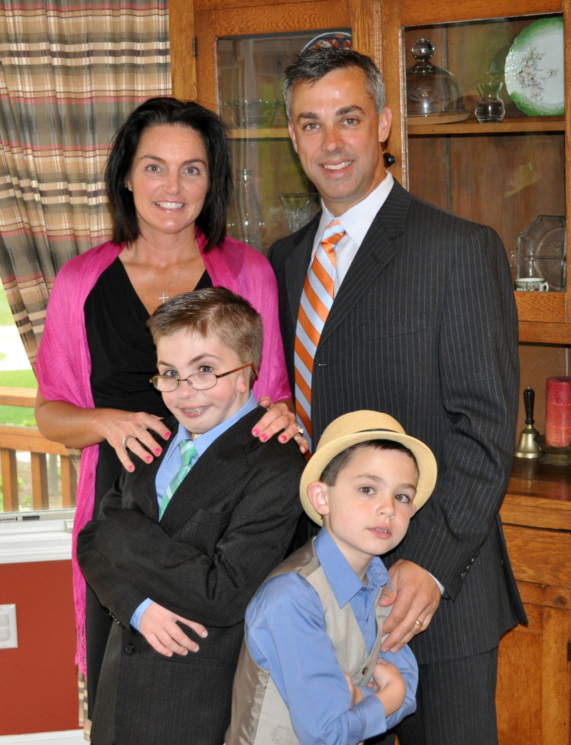 Dede Dankelson – Dankelson Family in 2012