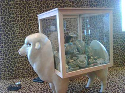 Life-Size Sheep Jewelry Case