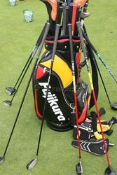 Fujikura Staff Bag on Tour