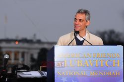 Rahm Emanuel- White House Chief of Staff