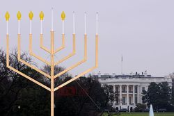 National Chanukah Menorah