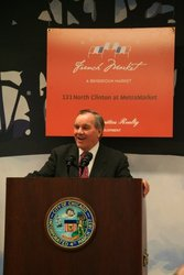 Mayor Richard M. Daley at Opening Ceremony
