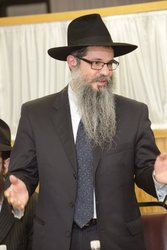 Director of Chabad of the Loop, Gold Coast and Lincoln Park