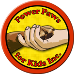 Power Paws for Kids logo