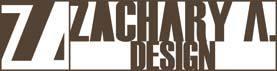 Zachary A. Design logo