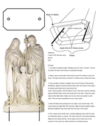 Instructions How To Add Rebar To Statue Base