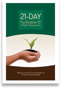 SPLA 21 Day Purification Brochure
