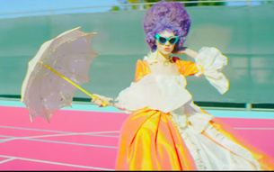 Grimes_video_a-morir_eyewear