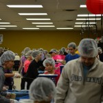 Feed My Starving Children Event Hosted by Columbian Squires