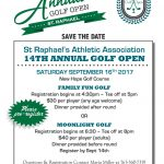 Athletic News-Golf Open – September 16, 2017