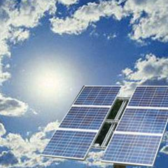 Utility Grade Solar Power Photo