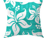 Tropica_hawaiian_flower_throw_pillow_aqua_image_thumb